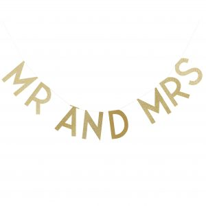 PP-614 Mr & Mrs Bunting Cutout